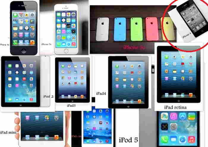 Apple iOS 8 Compatible Devices list