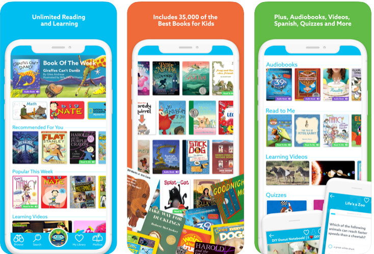 Epic! - Kids' Books and Videos for your kids