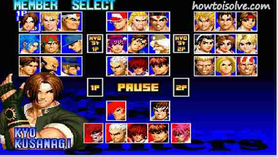 THE KING OF FIGHTERS '97-Best game to buy on july 4