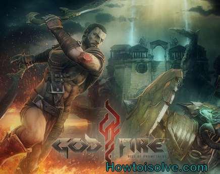 godfire iOS game