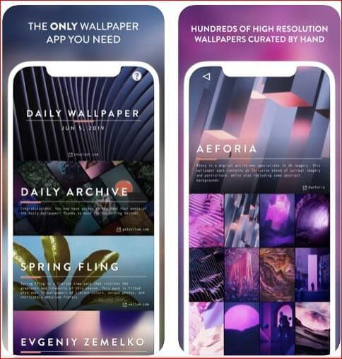 Vellum Wallpapers for iPhone