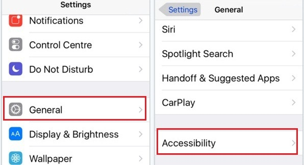 Change font size and style in iPhone and iPad on iOS 7 on iOS 9