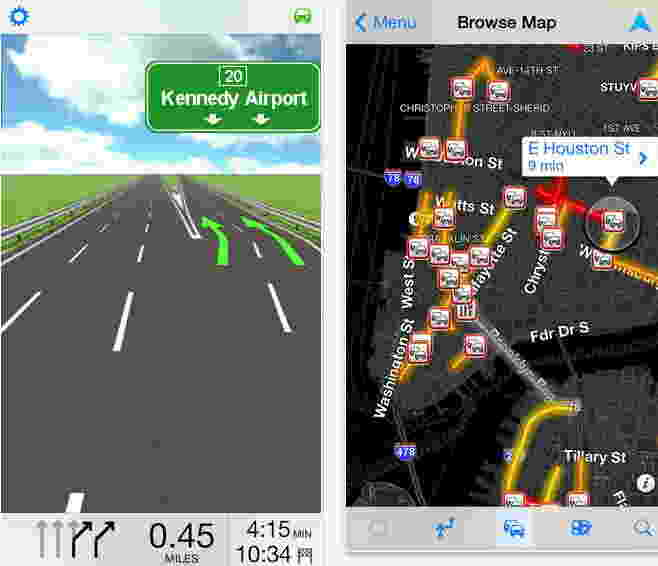 TomTom - Best GPS apps for iPhone and iPad