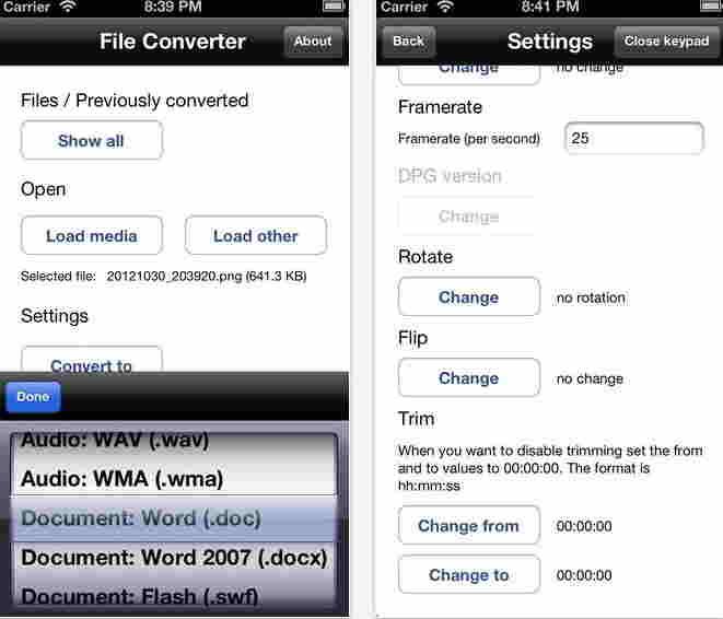 File converter - PDF converter offline