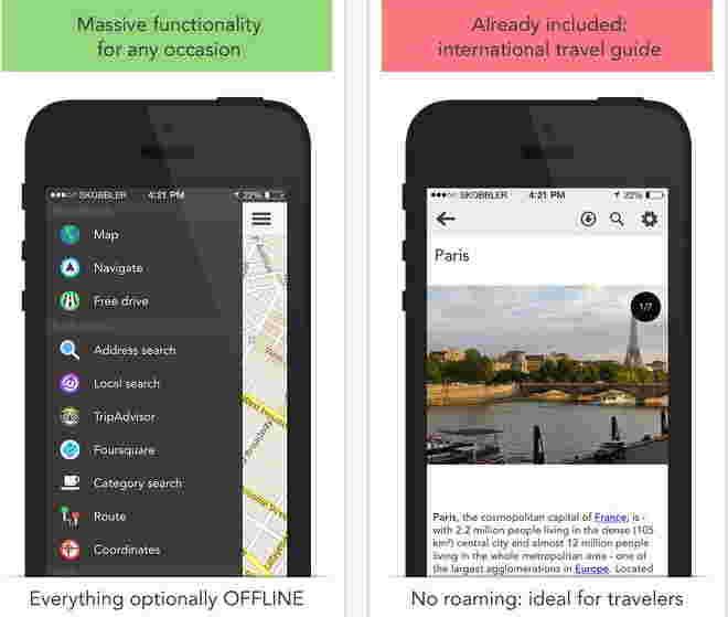 GPS Navigation - Find location using GPS app