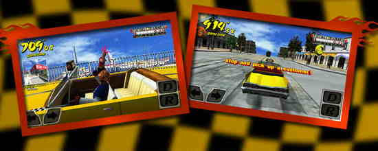 Crazy Taxi Best Racing Game for iPhone
