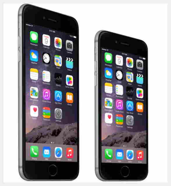 Innovative features of iPhone 6 and iPhone 6 plus
