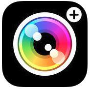 3 Camera+ iPhone poto editing app