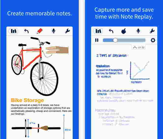 Notability Note is Best Note apps for iPhone and iPad