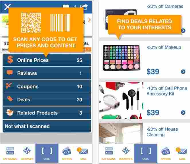 ScanLife Barcode for iPhone and iPad