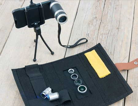 Best photography kit for iPhone 6 and iPhone 5/ 5S/ 4S
