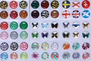iPod touch Home button Stickers