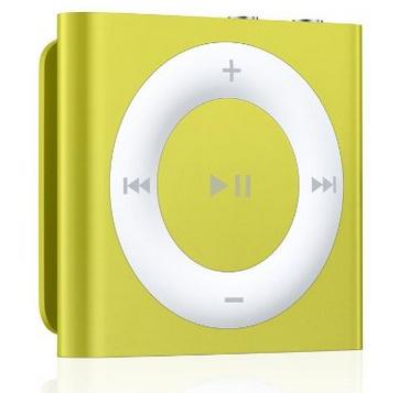 Apple iPod shuffle deals 2014