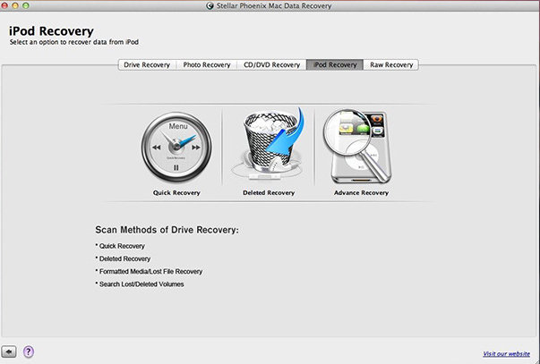 awesome software for recover lost data on mac