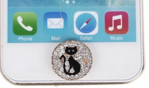 iPhone Home button Stickers for Canadian User