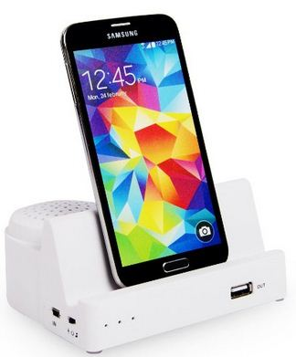 Kmashi Docking charger for iPhone 6 and Older iPhone