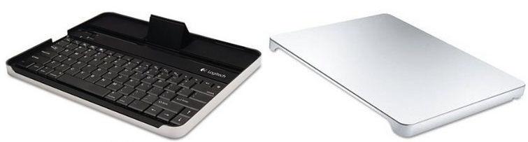 Logitech keyboard dock for iPad in offer price on Amazon