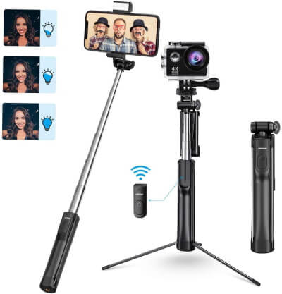 Mpow Selfie Stick for your Smartphone