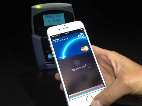 Remove Credit card from apple pay on iOS 8