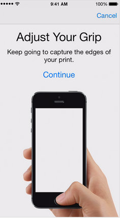 Set up Apple Touch ID Fingerprint On iPhone 6 and iPad Air 2