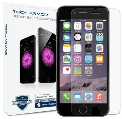 TechArmore Best screen protector for iPhone 6 and 6 plus