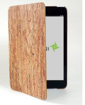 wooden iPad case deals