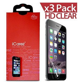 Very hard screen protector for iPhone 6 and iPhone 6 plus