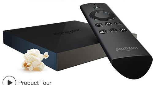 By amazon streaming device for TV