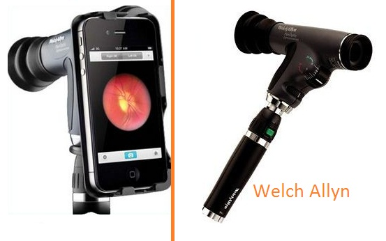 Scan and print your eye view on iPhone, iPad
