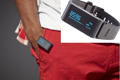 Smallest device for track your fitness and get Best guide