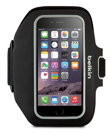 Belkin's armband for iPhone 6 for safeguard
