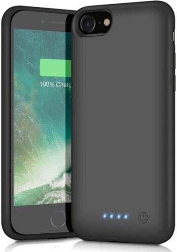 Best iPhone 6 Battery Charger Case by QTShine