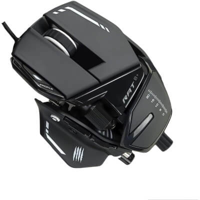 Mad Catz Mac and PC mouse for Gaming