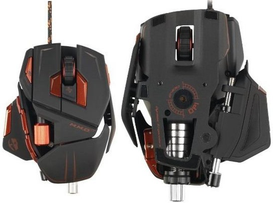 Mad Catz mouse for Mac and PC