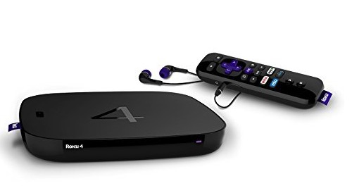 Roku 4 Streaming Device for Mac