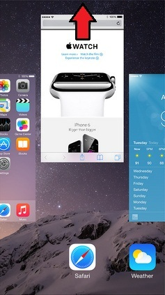 great how to tips for iOS devices, stop Stop unresponsive app on iPhone and iPad