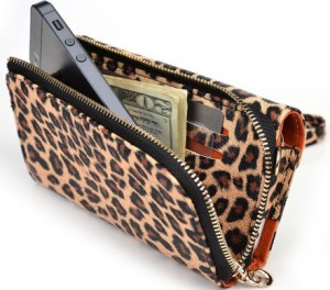 Wrist strip case for iPhone 6
