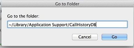 Solve NSException in FaceTime in OS X yosemite