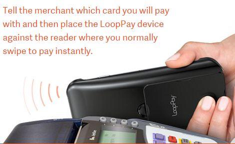 Apple Pay alternative LoopPay Use and Setup
