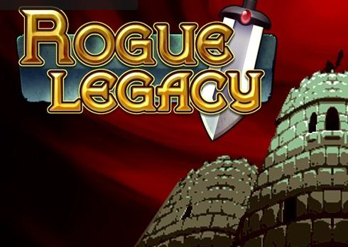 Game for Mac in 2015 most popular Rogue Legacy