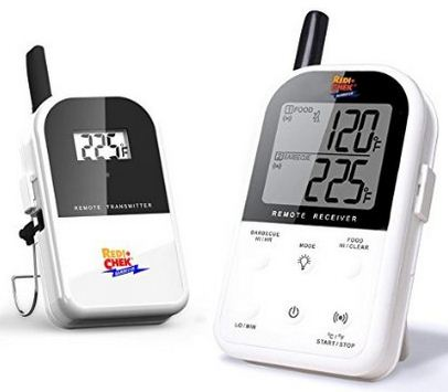 Remote control thermostat for food making as a best Home accessories for iPhone