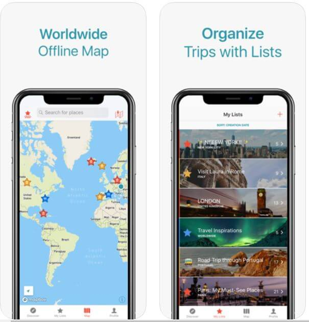 CityMaps2Go Offline Map