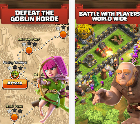 Best game for iPad Air in 2015