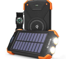 External Solar Battery
