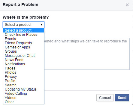 New Facebook app not working on iPhone 4