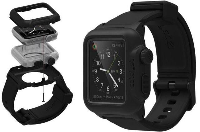 Apple watch waterproof case 42mm