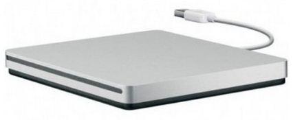 Apple's External Drive for Mac