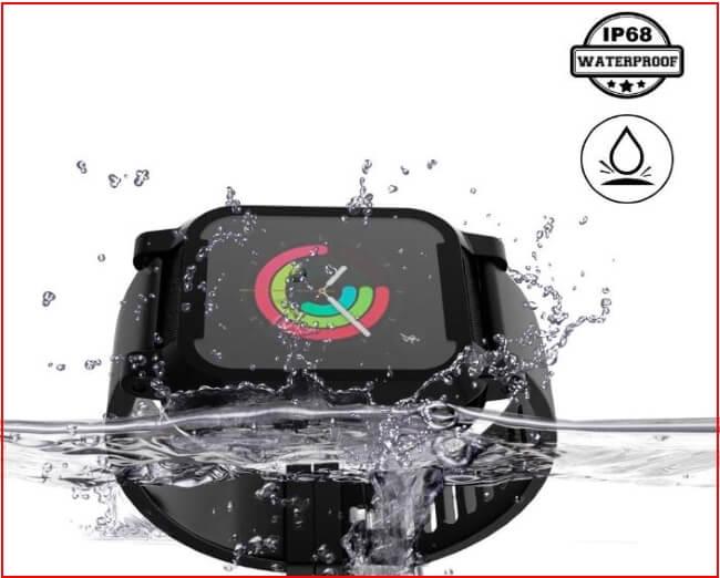 Labold Apple Watch Waterproof case for Apple Watch 4, Apple Watch 3, Apple Watch 2