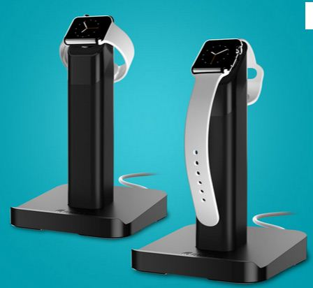 Apple watch dock stand features for Apple watch