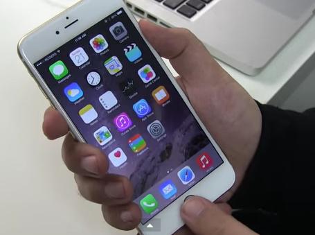 take a Screenshot on iPhone 6 how to